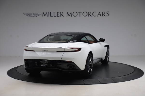 New 2020 Aston Martin DB11 V8 Coupe for sale $233,266 at Bugatti of Greenwich in Greenwich CT 06830 6