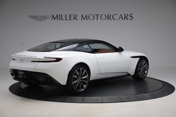 New 2020 Aston Martin DB11 V8 Coupe for sale $233,266 at Bugatti of Greenwich in Greenwich CT 06830 7