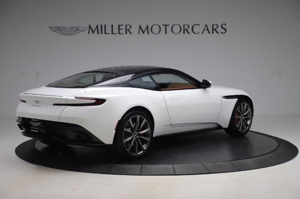 New 2020 Aston Martin DB11 V8 for sale $233,266 at Bugatti of Greenwich in Greenwich CT 06830 7