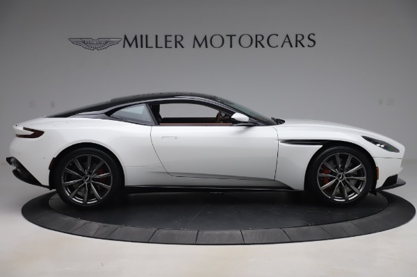 New 2020 Aston Martin DB11 V8 Coupe for sale $233,266 at Bugatti of Greenwich in Greenwich CT 06830 8