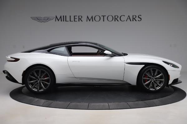 New 2020 Aston Martin DB11 V8 for sale $233,266 at Bugatti of Greenwich in Greenwich CT 06830 8