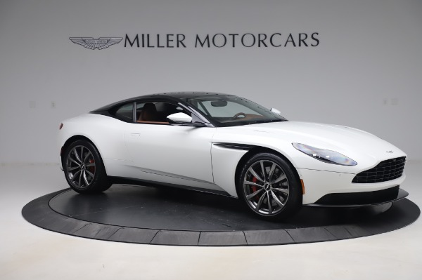 New 2020 Aston Martin DB11 V8 Coupe for sale $233,266 at Bugatti of Greenwich in Greenwich CT 06830 9