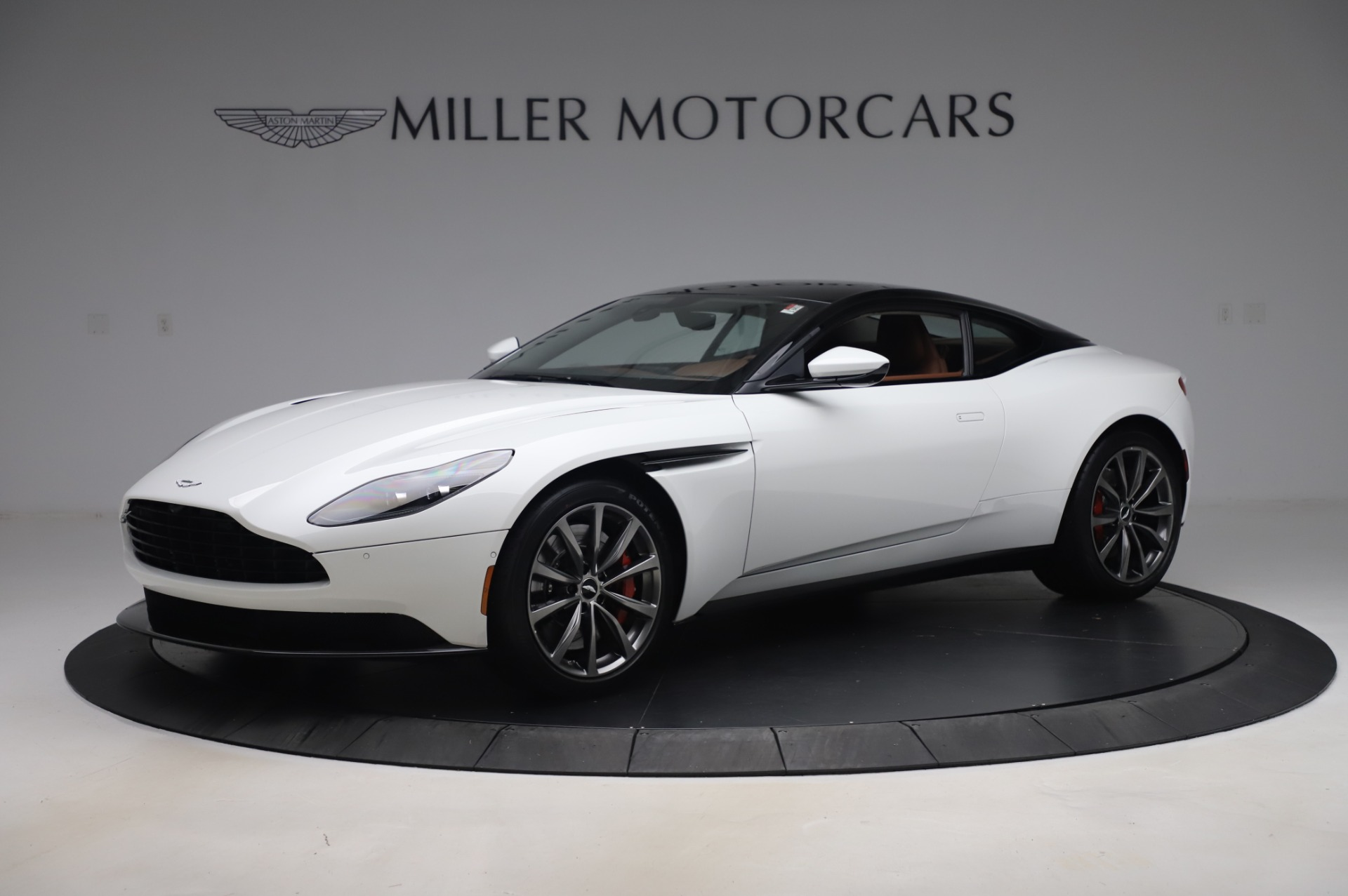 New 2020 Aston Martin DB11 V8 Coupe for sale $233,266 at Bugatti of Greenwich in Greenwich CT 06830 1