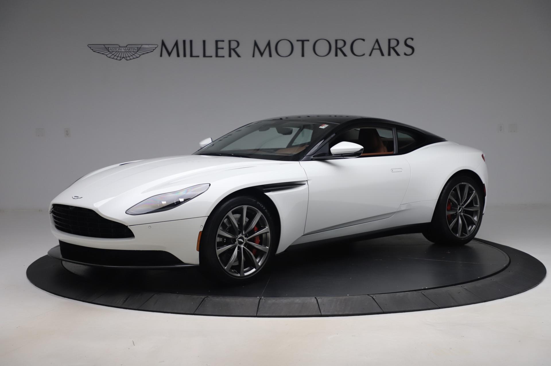 New 2020 Aston Martin DB11 V8 for sale $233,266 at Bugatti of Greenwich in Greenwich CT 06830 1