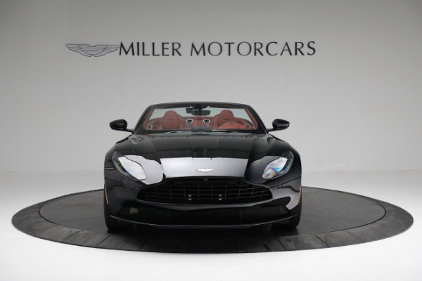 New 2020 Aston Martin DB11 Volante Convertible for sale $247,386 at Bugatti of Greenwich in Greenwich CT 06830 12