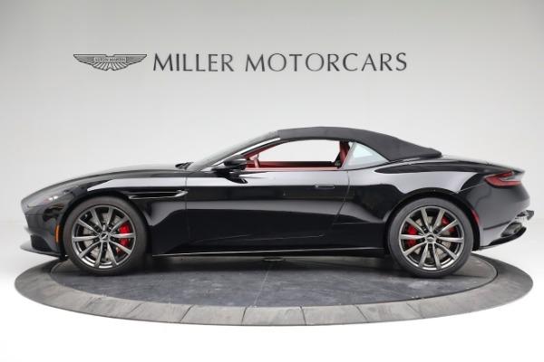 New 2020 Aston Martin DB11 Volante Convertible for sale $247,386 at Bugatti of Greenwich in Greenwich CT 06830 14
