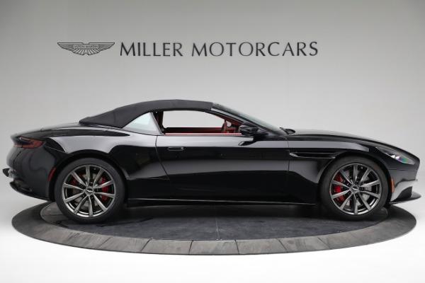 New 2020 Aston Martin DB11 Volante Convertible for sale $247,386 at Bugatti of Greenwich in Greenwich CT 06830 17