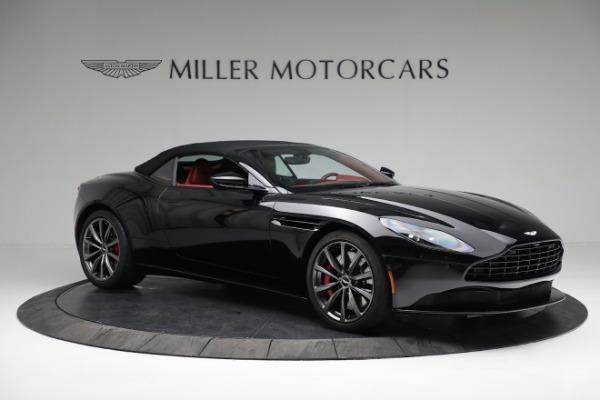 New 2020 Aston Martin DB11 Volante Convertible for sale $247,386 at Bugatti of Greenwich in Greenwich CT 06830 18