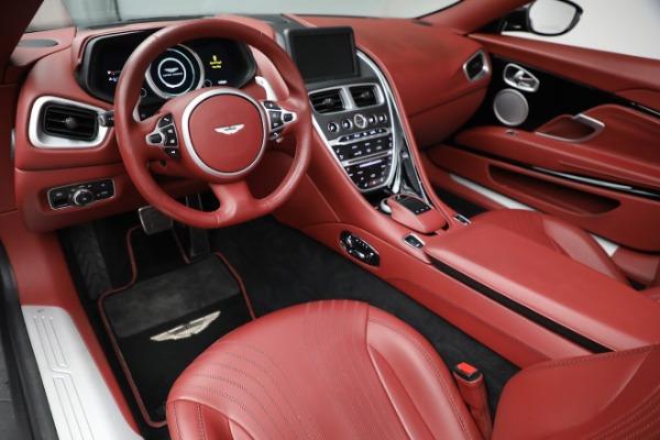 New 2020 Aston Martin DB11 Volante Convertible for sale $247,386 at Bugatti of Greenwich in Greenwich CT 06830 19
