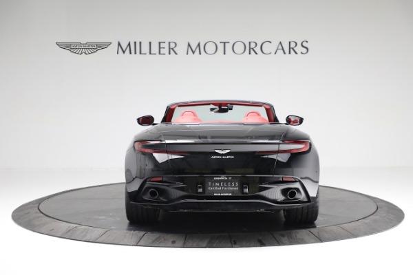New 2020 Aston Martin DB11 Volante Convertible for sale $247,386 at Bugatti of Greenwich in Greenwich CT 06830 5