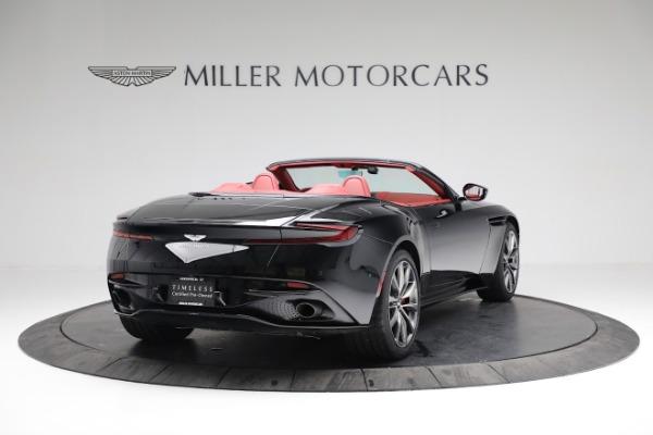 New 2020 Aston Martin DB11 Volante Convertible for sale $247,386 at Bugatti of Greenwich in Greenwich CT 06830 6