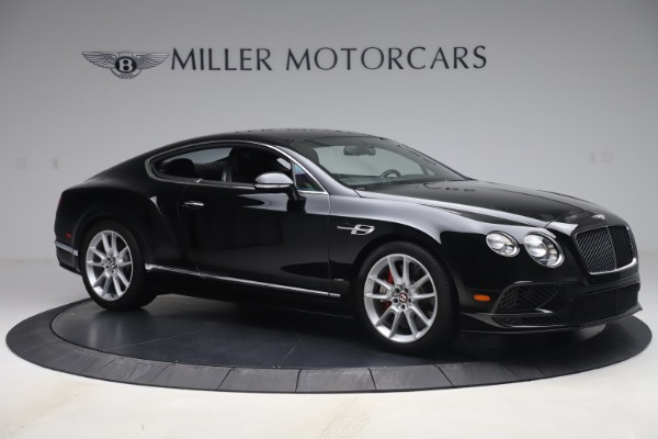 Used 2016 Bentley Continental GT V8 S for sale $123,900 at Bugatti of Greenwich in Greenwich CT 06830 10