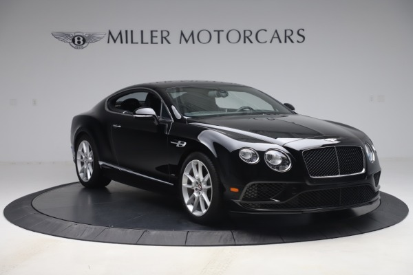 Used 2016 Bentley Continental GT V8 S for sale $123,900 at Bugatti of Greenwich in Greenwich CT 06830 11