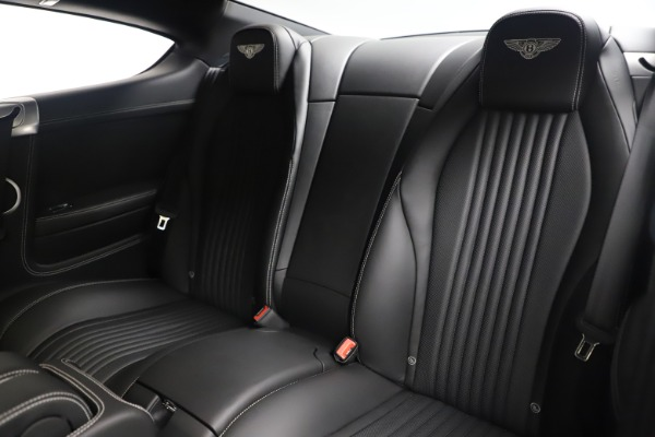 Used 2016 Bentley Continental GT V8 S for sale $123,900 at Bugatti of Greenwich in Greenwich CT 06830 17