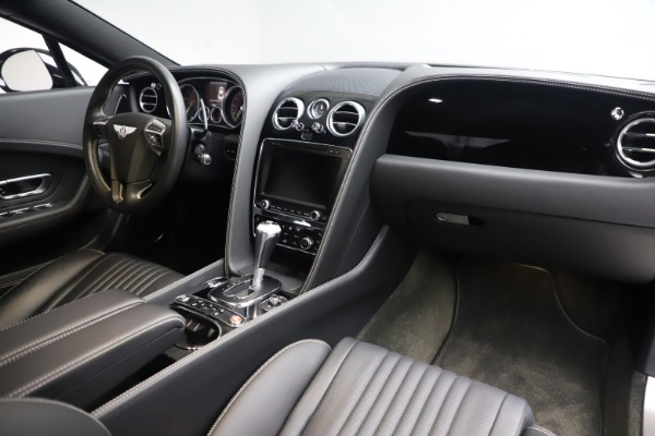 Used 2016 Bentley Continental GT V8 S for sale $123,900 at Bugatti of Greenwich in Greenwich CT 06830 18