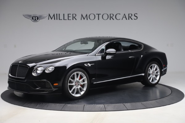 Used 2016 Bentley Continental GT V8 S for sale $123,900 at Bugatti of Greenwich in Greenwich CT 06830 2
