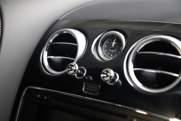 Used 2016 Bentley Continental GT V8 S for sale $123,900 at Bugatti of Greenwich in Greenwich CT 06830 23