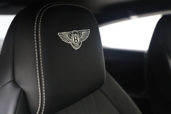 Used 2016 Bentley Continental GT V8 S for sale $123,900 at Bugatti of Greenwich in Greenwich CT 06830 24