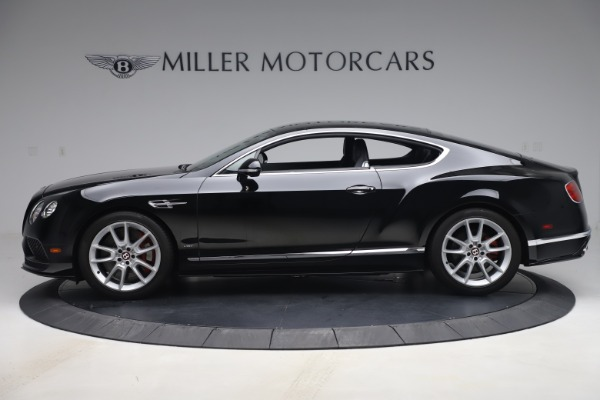 Used 2016 Bentley Continental GT V8 S for sale $123,900 at Bugatti of Greenwich in Greenwich CT 06830 3
