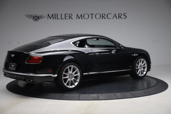 Used 2016 Bentley Continental GT V8 S for sale $123,900 at Bugatti of Greenwich in Greenwich CT 06830 8