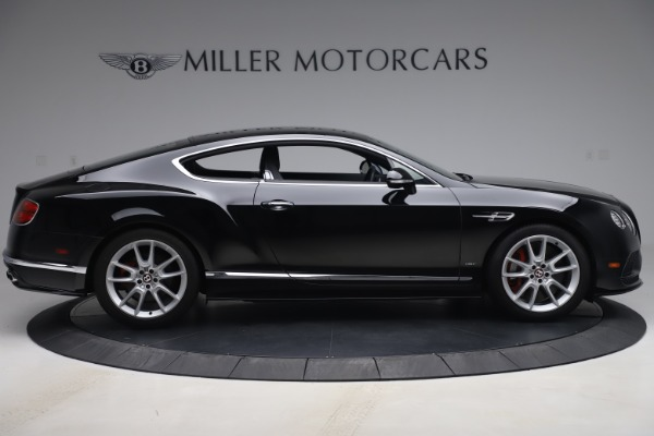 Used 2016 Bentley Continental GT V8 S for sale $123,900 at Bugatti of Greenwich in Greenwich CT 06830 9