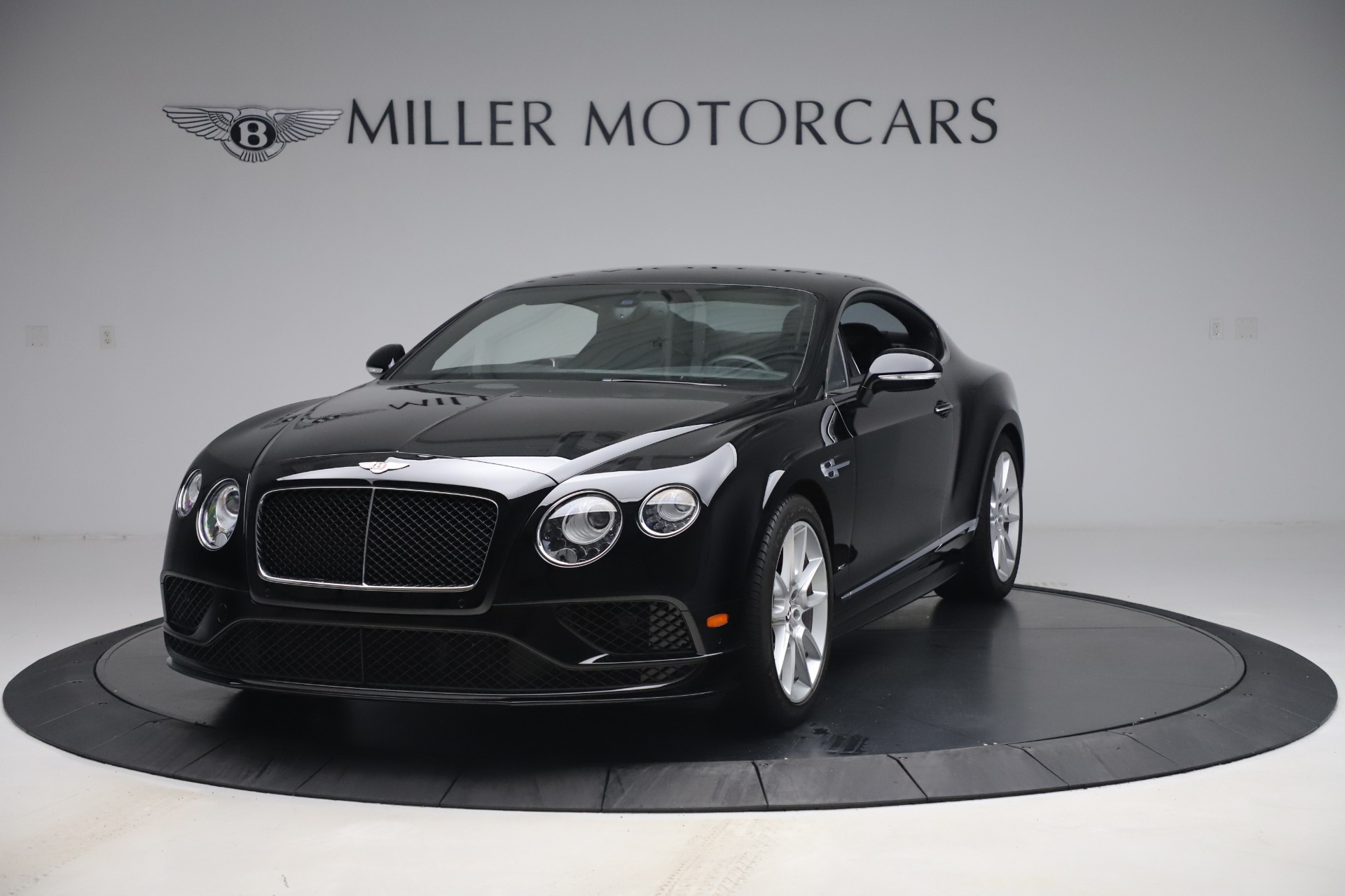 Used 2016 Bentley Continental GT V8 S for sale $123,900 at Bugatti of Greenwich in Greenwich CT 06830 1