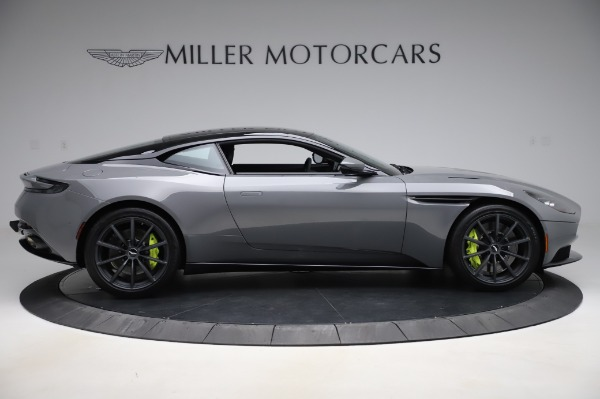 New 2020 Aston Martin DB11 V12 AMR Coupe for sale $265,421 at Bugatti of Greenwich in Greenwich CT 06830 10