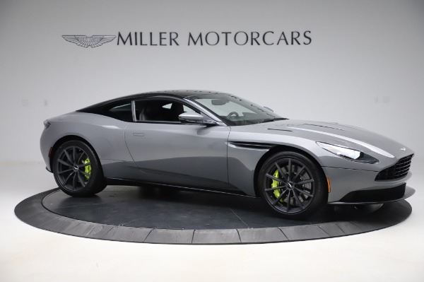 New 2020 Aston Martin DB11 V12 AMR Coupe for sale $265,421 at Bugatti of Greenwich in Greenwich CT 06830 11