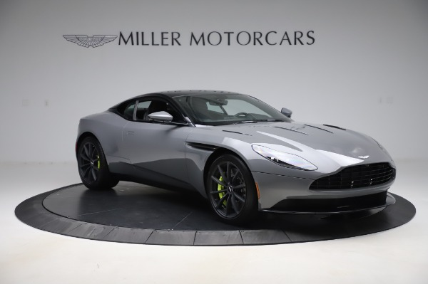 New 2020 Aston Martin DB11 V12 AMR Coupe for sale $265,421 at Bugatti of Greenwich in Greenwich CT 06830 12