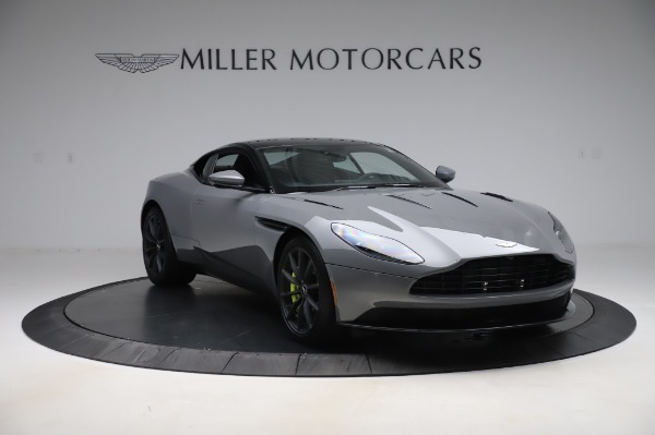 New 2020 Aston Martin DB11 V12 AMR Coupe for sale $265,421 at Bugatti of Greenwich in Greenwich CT 06830 13