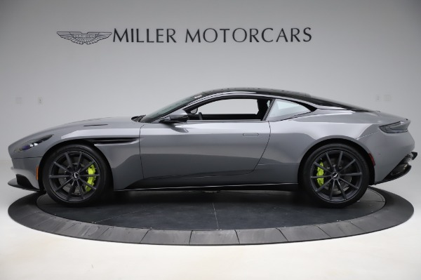 New 2020 Aston Martin DB11 V12 AMR Coupe for sale $265,421 at Bugatti of Greenwich in Greenwich CT 06830 3