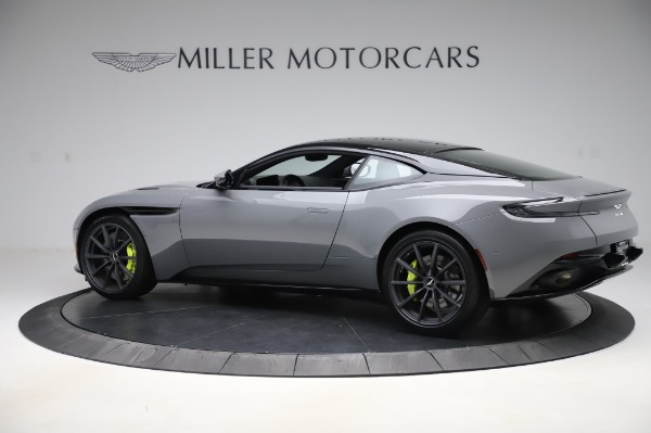 New 2020 Aston Martin DB11 V12 AMR Coupe for sale $265,421 at Bugatti of Greenwich in Greenwich CT 06830 4