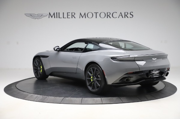 New 2020 Aston Martin DB11 V12 AMR Coupe for sale $265,421 at Bugatti of Greenwich in Greenwich CT 06830 5