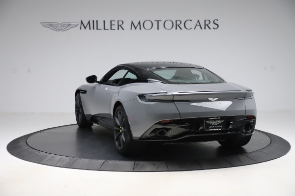 New 2020 Aston Martin DB11 V12 AMR Coupe for sale $265,421 at Bugatti of Greenwich in Greenwich CT 06830 6