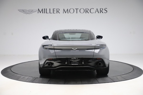 New 2020 Aston Martin DB11 V12 AMR Coupe for sale $265,421 at Bugatti of Greenwich in Greenwich CT 06830 7