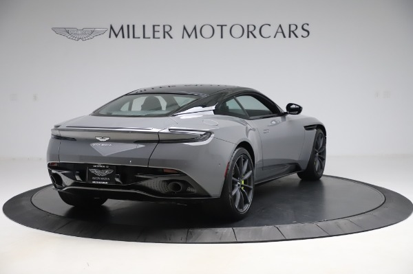 New 2020 Aston Martin DB11 V12 AMR Coupe for sale $265,421 at Bugatti of Greenwich in Greenwich CT 06830 8