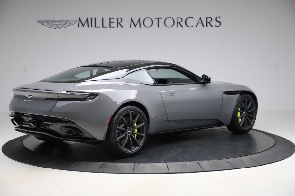 New 2020 Aston Martin DB11 V12 AMR Coupe for sale $265,421 at Bugatti of Greenwich in Greenwich CT 06830 9