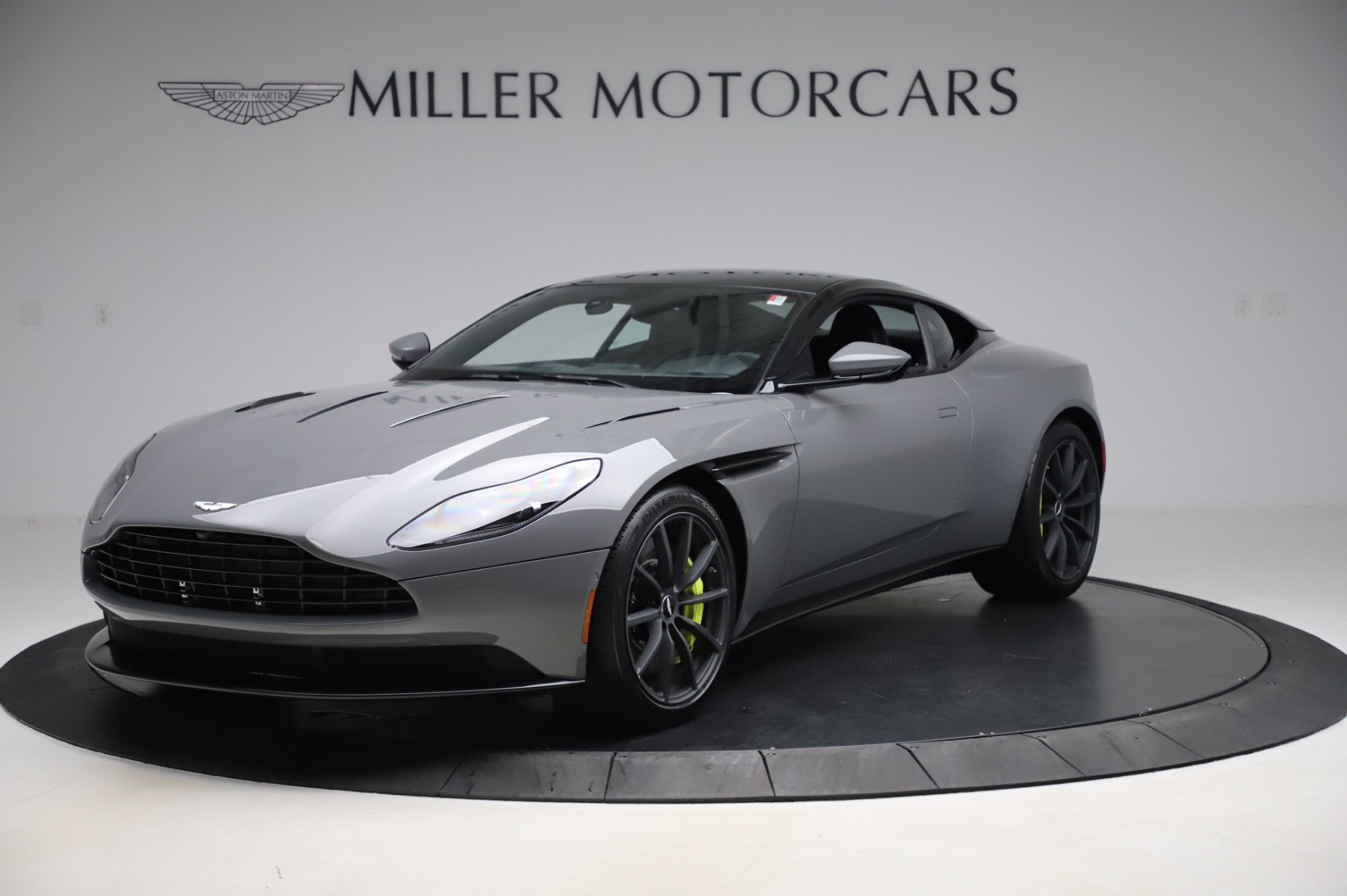 New 2020 Aston Martin DB11 V12 AMR Coupe for sale $265,421 at Bugatti of Greenwich in Greenwich CT 06830 1