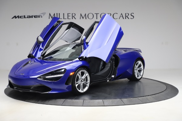 New 2020 McLaren 720S Performance for sale $349,050 at Bugatti of Greenwich in Greenwich CT 06830 10