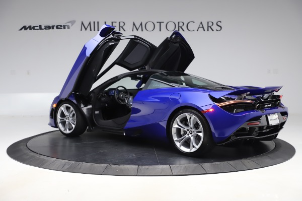 New 2020 McLaren 720S Performance for sale $349,050 at Bugatti of Greenwich in Greenwich CT 06830 12