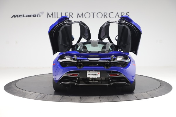 New 2020 McLaren 720S Performance for sale $349,050 at Bugatti of Greenwich in Greenwich CT 06830 13