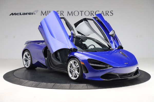 New 2020 McLaren 720S Performance for sale $349,050 at Bugatti of Greenwich in Greenwich CT 06830 16
