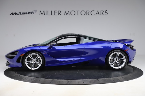 New 2020 McLaren 720S Performance for sale $349,050 at Bugatti of Greenwich in Greenwich CT 06830 2