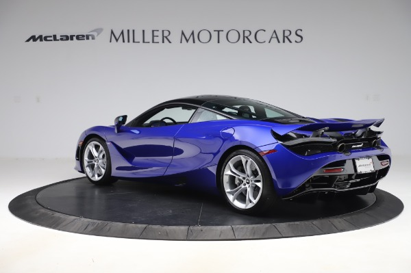 New 2020 McLaren 720S Performance for sale $349,050 at Bugatti of Greenwich in Greenwich CT 06830 3