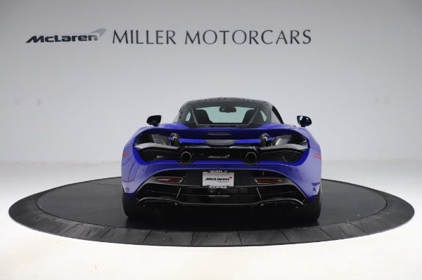 New 2020 McLaren 720S Performance for sale $349,050 at Bugatti of Greenwich in Greenwich CT 06830 4