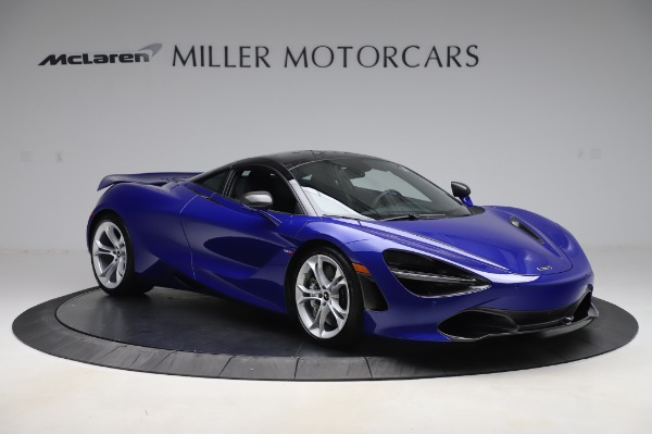 New 2020 McLaren 720S Performance for sale $349,050 at Bugatti of Greenwich in Greenwich CT 06830 7