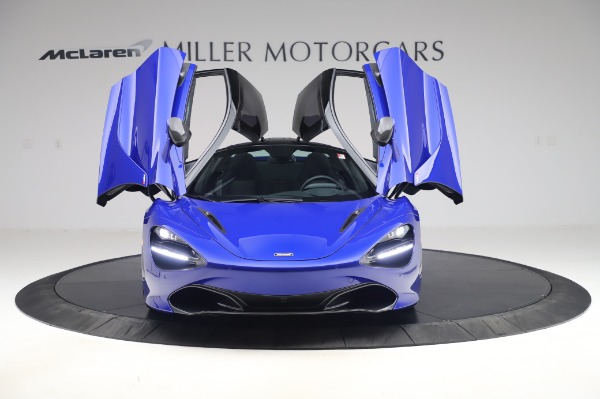 New 2020 McLaren 720S Performance for sale $349,050 at Bugatti of Greenwich in Greenwich CT 06830 9