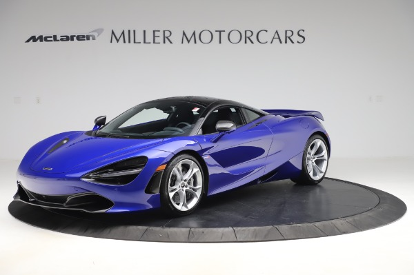 New 2020 McLaren 720S Performance for sale $349,050 at Bugatti of Greenwich in Greenwich CT 06830 1