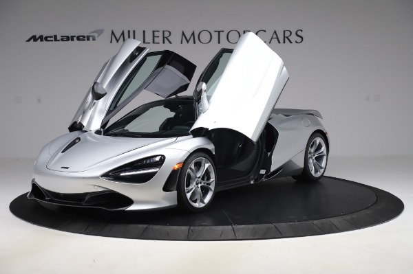 New 2020 McLaren 720S Coupe for sale $347,550 at Bugatti of Greenwich in Greenwich CT 06830 10