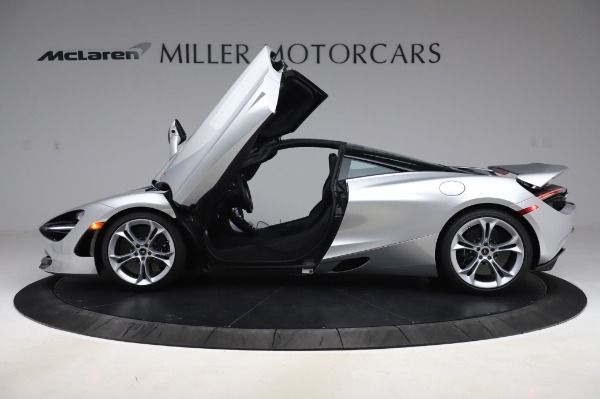New 2020 McLaren 720S Coupe for sale $347,550 at Bugatti of Greenwich in Greenwich CT 06830 11